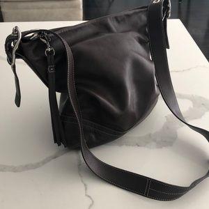 Coach Bags - Coach leather crossbody bag